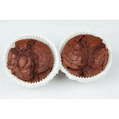 Muffins  bagt uden sukker 2 stk
