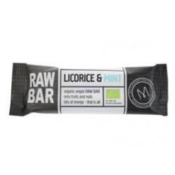 Øko. Rawbar Licorice & Mint