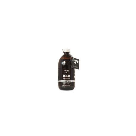 ICED espresso Original Sweet black bottle 500 ml