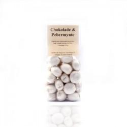 Bolsjer Chokolade/Pebermynte
