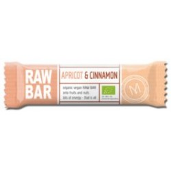 Øko. Rawbar Apricot & Cinnamon
