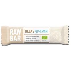 Øko. Rawbar Cacao & peppermint