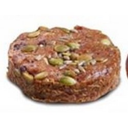 Gluten-laktosefri Rugbrødshaps