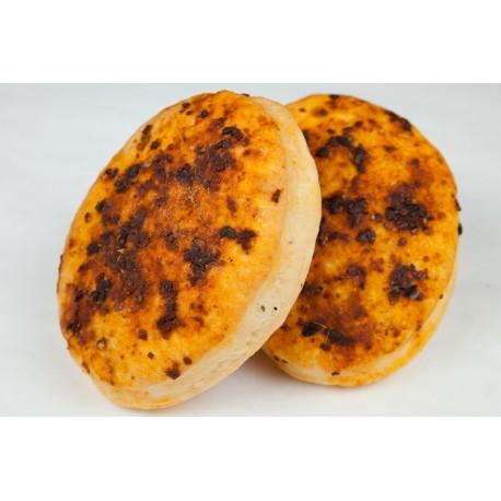 Gluten-laktosefri Foccacia boller