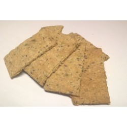 Gluten-laktosefri Grov knækbrød
