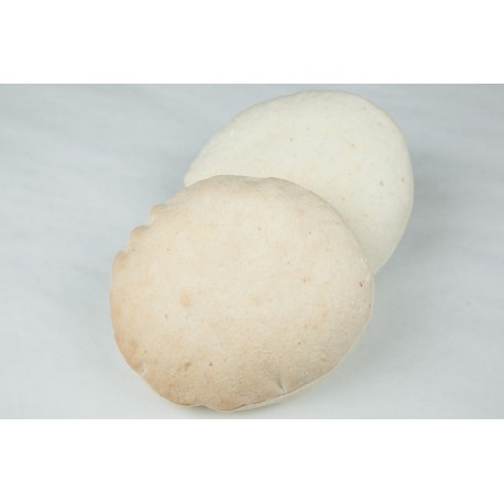 Gluten-laktosefri Pitabrød
