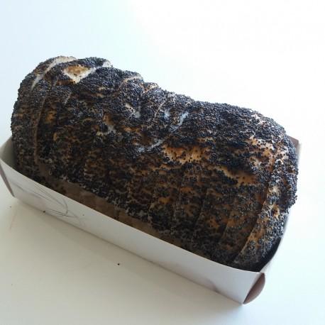Gluten-laktosefri franskbrød med blå birkes