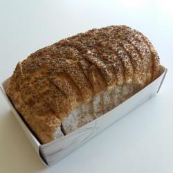 Gluten-laktosefri  Franskbrød med hvid birkes