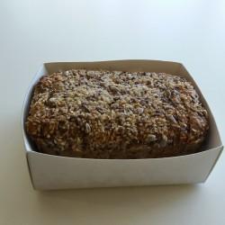Gluten-laktosefri Grov rugbrød