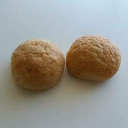 Glutenfri boller bagt uden sukker
